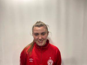 Profile image of Mia Dodd Shelbourne womens defender