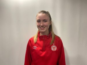 profile image of Courtney Maguire, Shelbourne womens Goalkeeper