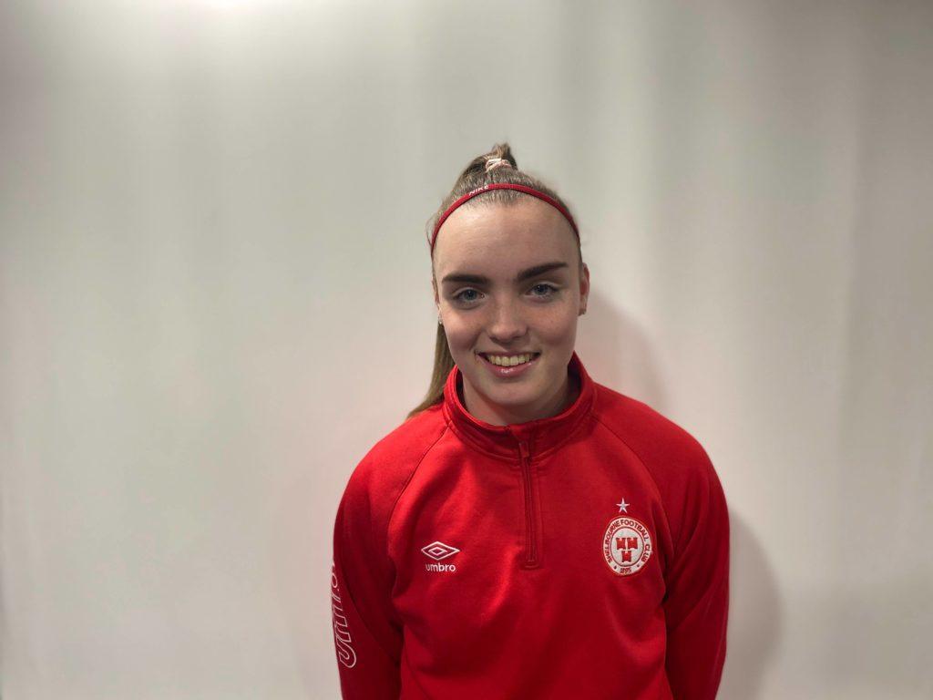 Profile image of Rebecca Cooke Shelbourne womens forward