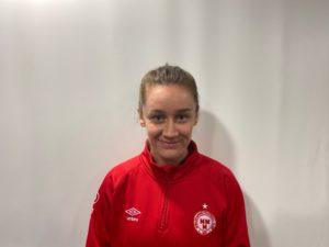 Profile image of Rachel Graham Shelbourne womens defender
