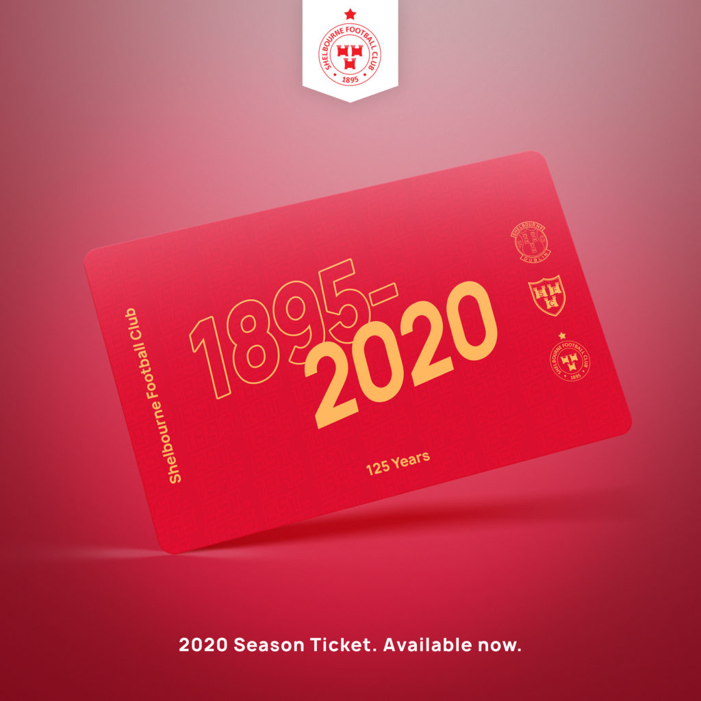 image of season ticket for sale