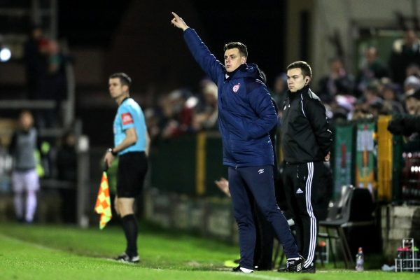 "Morris looking for ""loud support"" to amplify Dublin Derby"