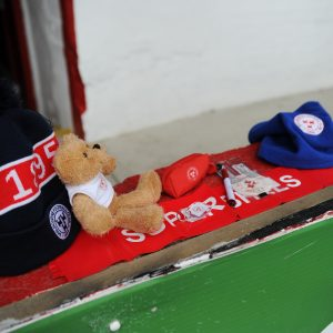 Shelbourne FC Fan Pack including club merchandise.