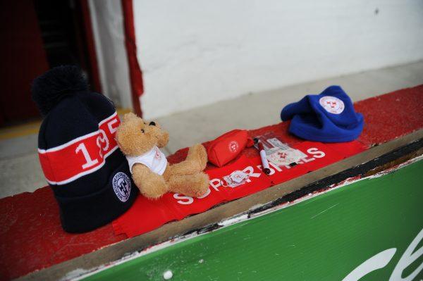 Shelbourne FC Fan Pack including club merchandise.