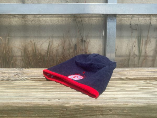 Shelbourne FC hat in navy.