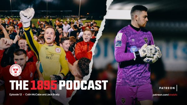 The 1895 Podcast | The Colin McCabe and Jack Brady episode