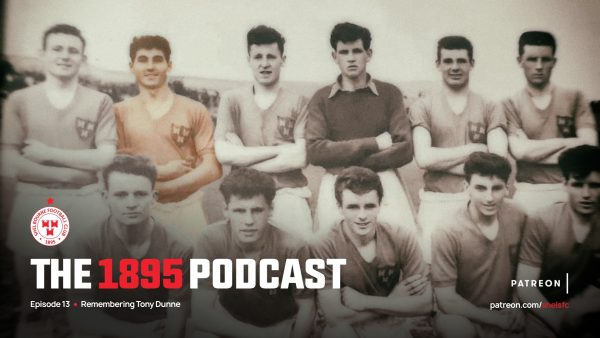 The 1895 Podcast | The Tony Dunne Episode