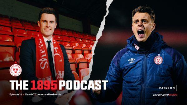 The 1895 Podcast | The David O'Connor & Ian Morris Episode