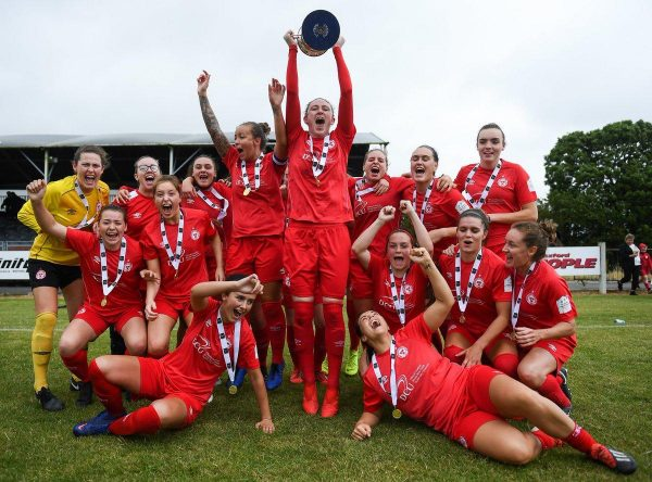 Youth Academy seeks expressions of interest in girls' teams