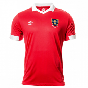 Shels Red home jersey 2020