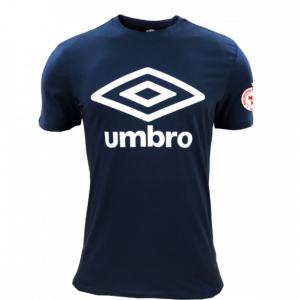 Navy Shels large Umbro Logo tshirt