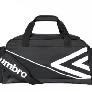 Black Umbro hold-all bag