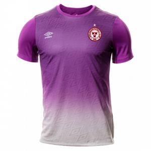 Purple Shels training top
