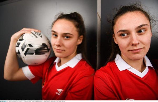 Shels kick off against Cork City in WNL