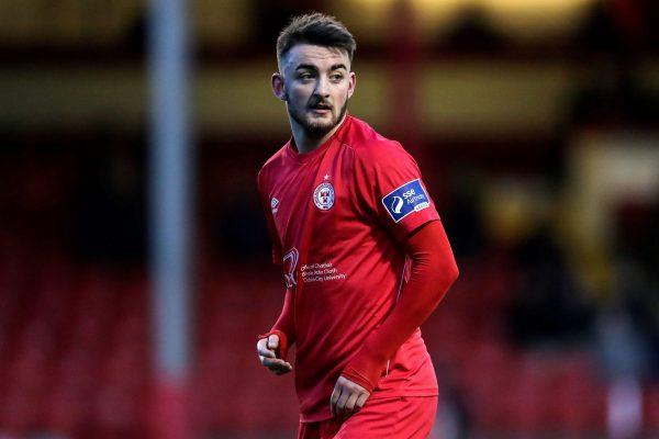 Midfielder Daniel McKenna departs Shels