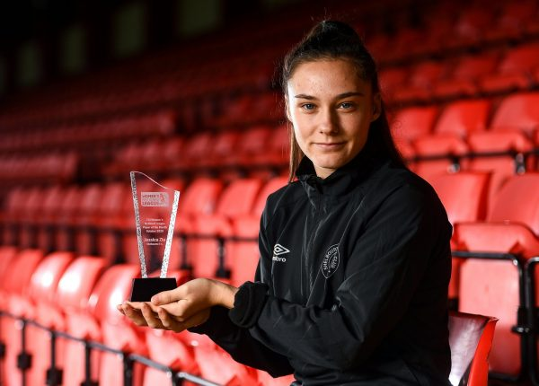 Ziu scoops Player of the Month