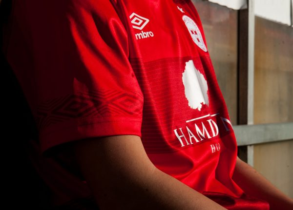 Shels unveil 2021 kit with new front of jersey sponsor