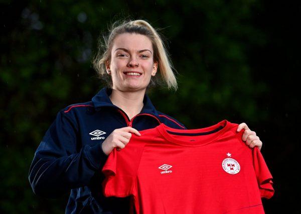 Saoirse Noonan signs for Shels