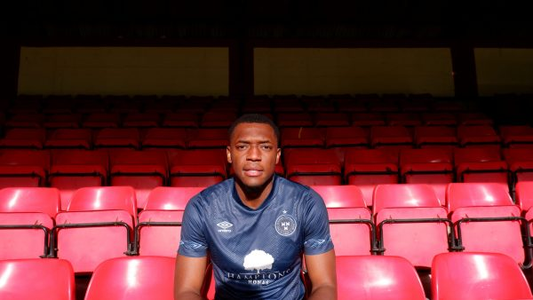 Shels sign Maxi Kouogun