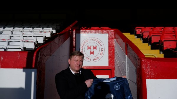Shelbourne appoints Alan Caffrey as Sporting and Technical Director