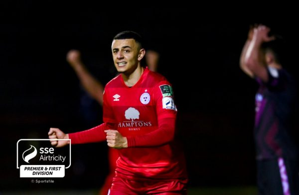 Shels get first win of the season