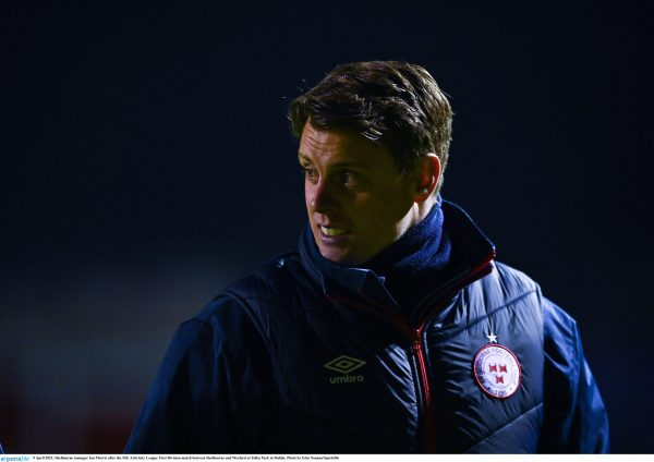 Shels boss Morris pays tribute to Alan Keely
