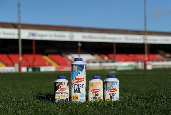 Avonmore Protein Milk renews Shels partnership