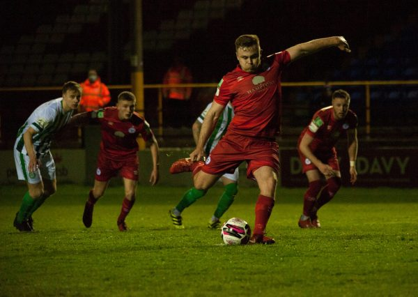 Shels and Bray play out 3-3 thriller