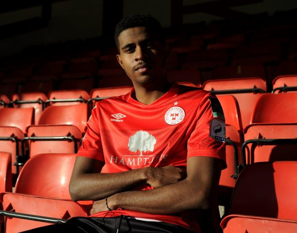 Shels confirms first ever eLOI player