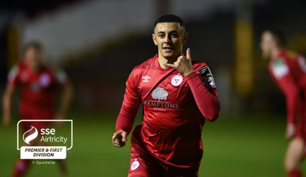Tolka thriller brings a point for the Reds