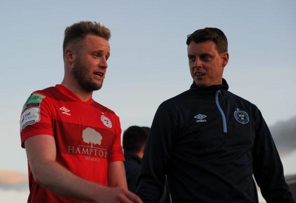 Shels team news : FAI Cup v UCD