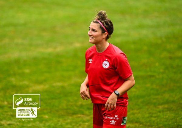 Shels sign international Keeva Keenan from Celtic