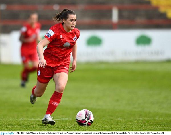 Emily Whelan departs for Super League side Birmingham